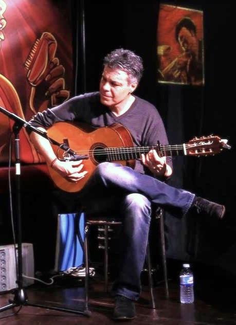 Enrique Muriel Guitare cours