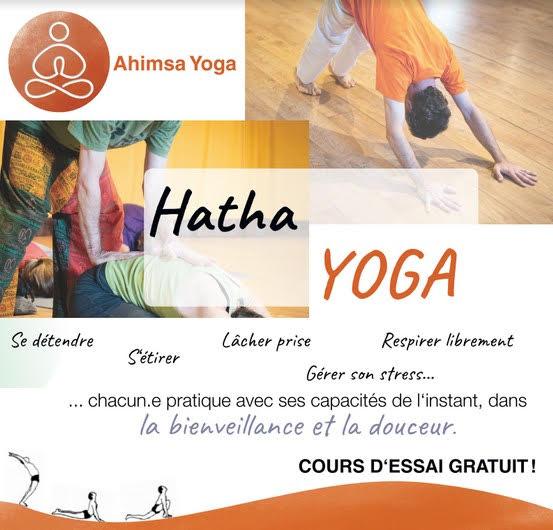 Hatha Yoga Ahimsa Yoga