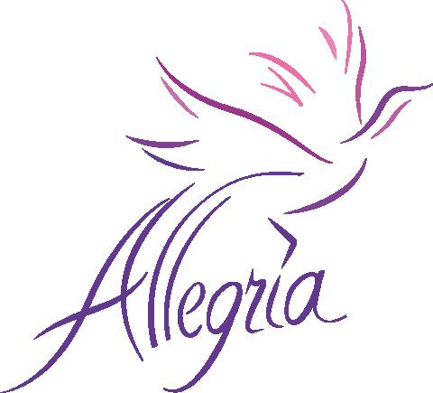 Logo Allegria Couleur