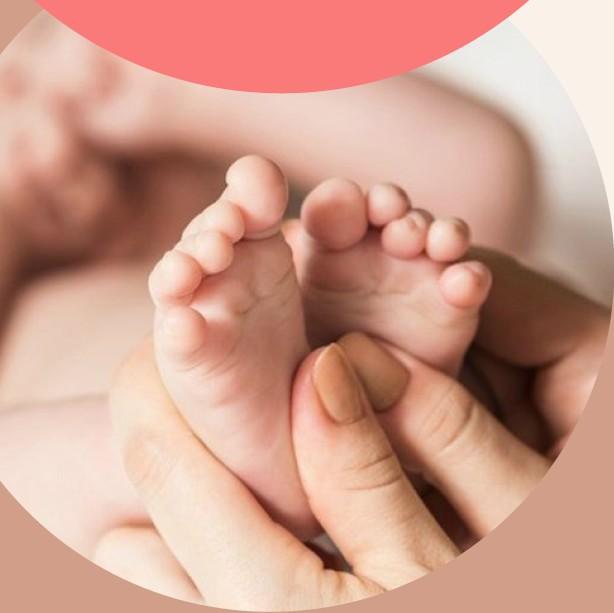Massage bébé cours hebdos Noémie Rétif