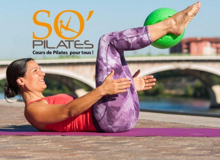 Pilates Sophie Alet cours hebdo
