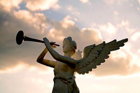 ange trompette 1